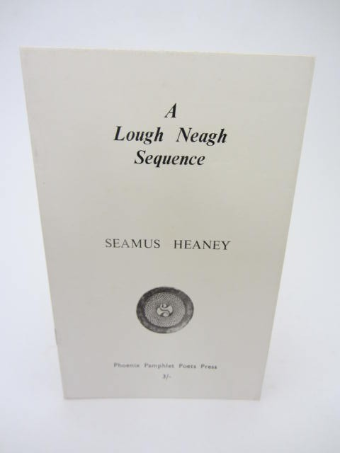 A Lough Neagh Sequence (1969) by Seamus Heaney