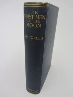 The First Men in the Moon (1925) by H.G. Wells