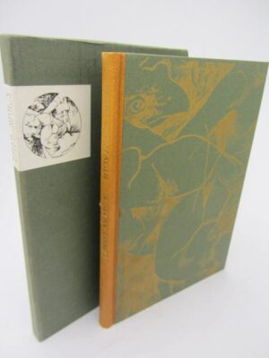 A Slow Dance. Limited Edition of 150 Signed Copies by John Montague