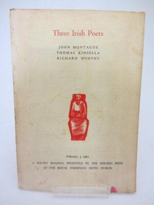 Three Irish Poets. by Montahue