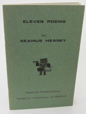 Eleven Poems. Third Issue (1966) by Seamus Heaney