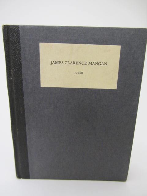 James Clarence Mangan & Ibsen's New Drama (Ulysses Bookshop