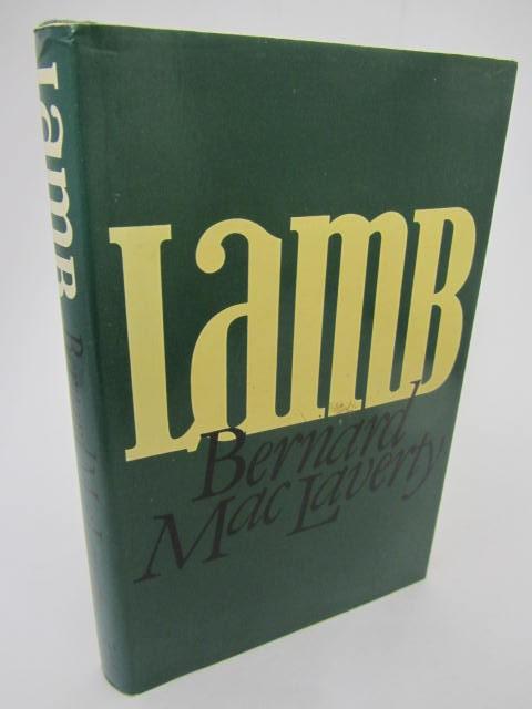 Lamb. First Edition (1980) by Bernard MacLaverty