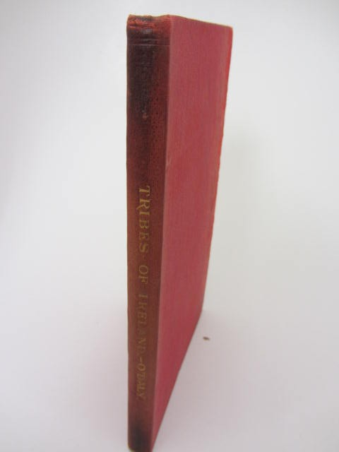 The Tribes of Ireland. With Poetical Translations by the Late James Clarence Mangan (1852) by Aenghus O'Daly