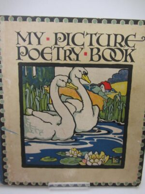 My Picture Poetry Book. (Children's Poetry) by Anon