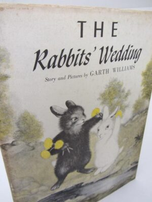 The Rabbits' Wedding. First UK Edition (1960) by Garth Williams