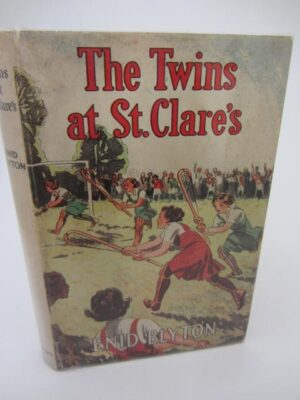 The Twins at St. Clare's (1947) by Enid Blyton