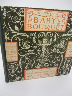The Baby's Bouquet.  A Fresh Bunch of Old Rhymes & Tunes (1920) by Walter Crane