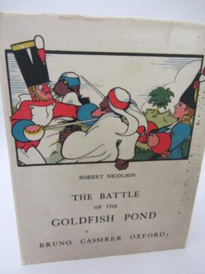 The Battle of The Goldfish Pond (1947) by Robert Nicholson