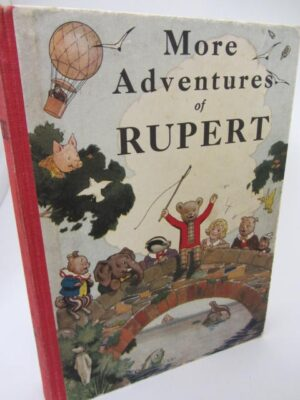 More Adventures of Rupert (1937) by Alfred Bestall