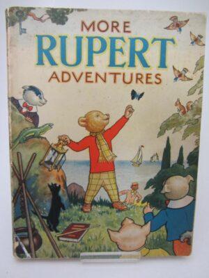 Moe Rupert Adventures (1944) by Rupert