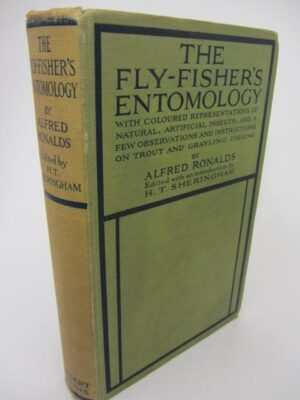 The Fly-Fisher's Entomology. New Edition (1921) by Alfred Reynolds.