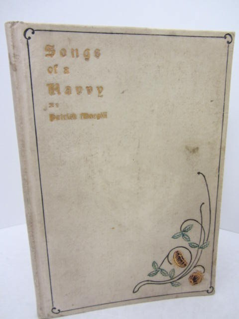 Songs of a Navvy. Presentation Copy (1911) by Patrick MacGill