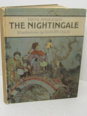 The Nightingale. Illustrated by Edmund Dulac (1920) by Hans Christian Andersen