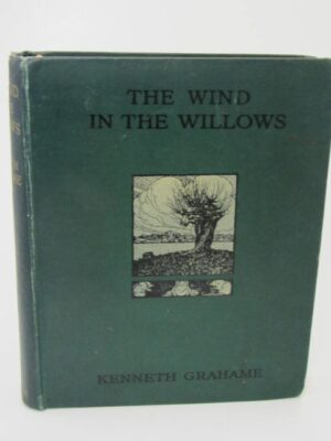 The Wind in the Willows. Illustrated by Paul Bransom (1913) by Kenneth Grahame