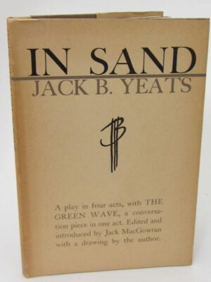In Sand.  A Play (1964) by Jack B. Yeats