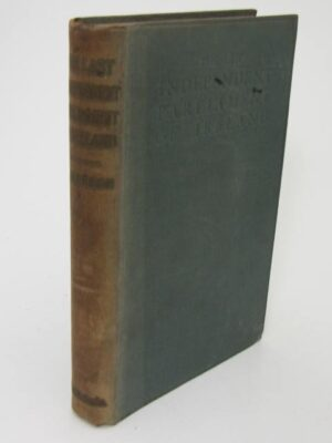 The Last Independent Parliament of Ireland (1919) by George Sigerson