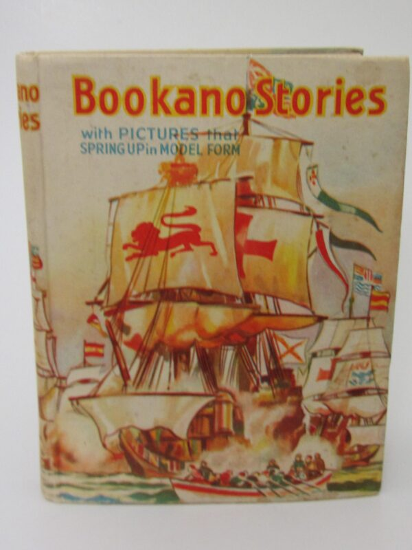Bookano Stories with Pictures that Spring up in Model Form. No. 11 (Pop-Up Book) by S. Louis Giraud