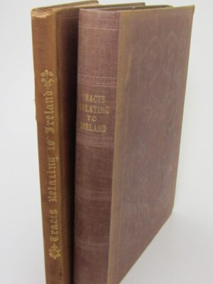 Tracts Relating to Ireland. Two Volumes (1841-1843) by Irish Archaeological Society