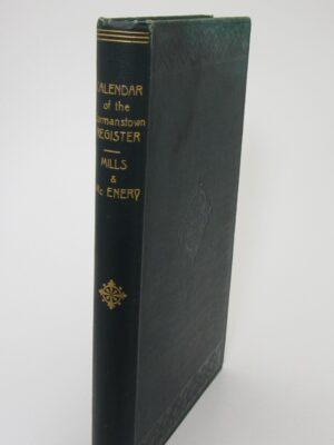 Calendar of Gormanston Register.  Circa 1175-1397 by Mills & McEnery