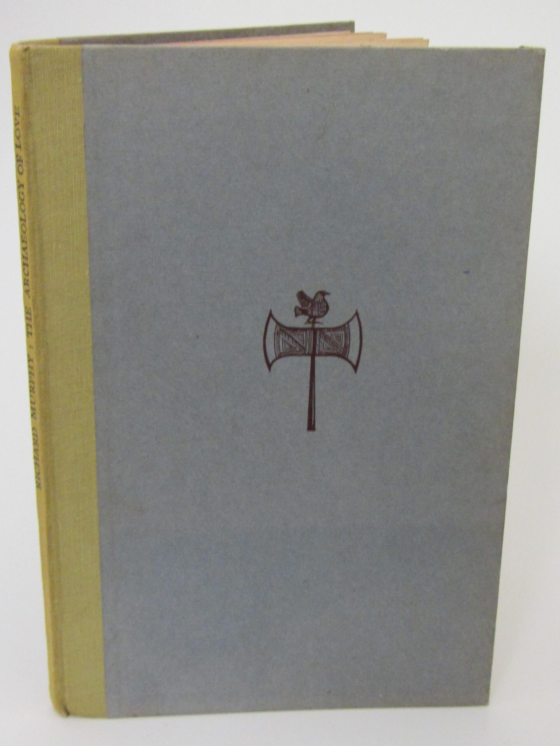 The Archaeology of Love. Author's First Book (1955) by Richard Murphy