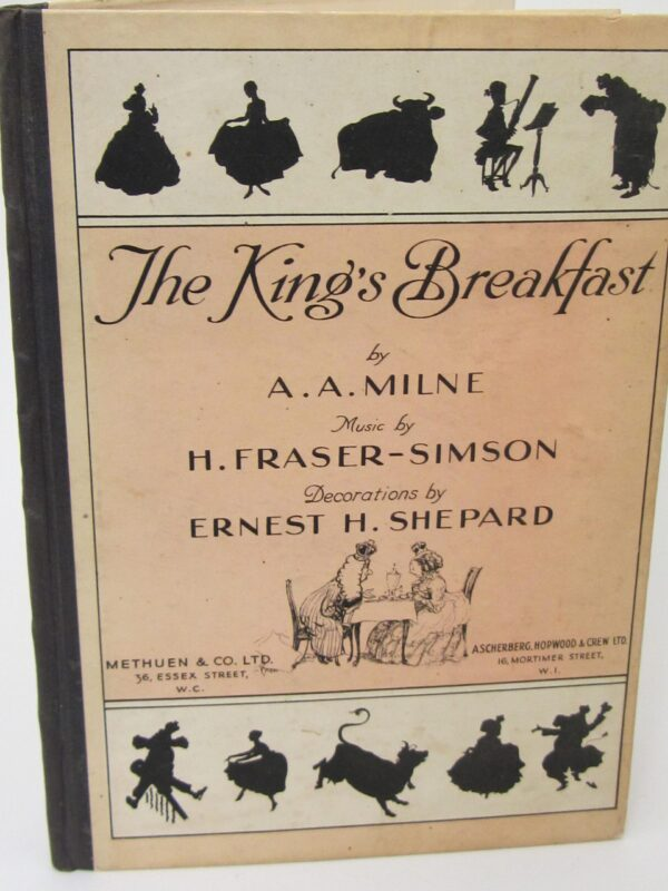 The King's Breakfast (1926) by A.A. Milne