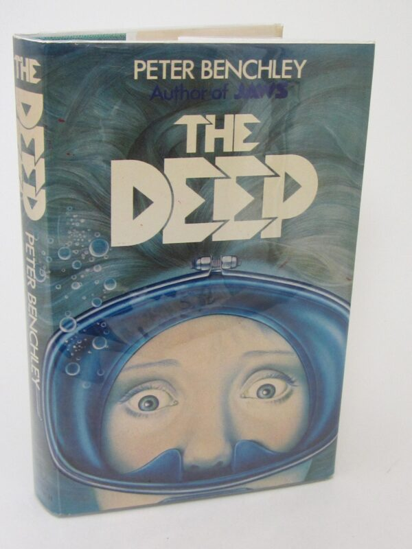 The Deep. First UK Edition (1976) by Peter Benchley