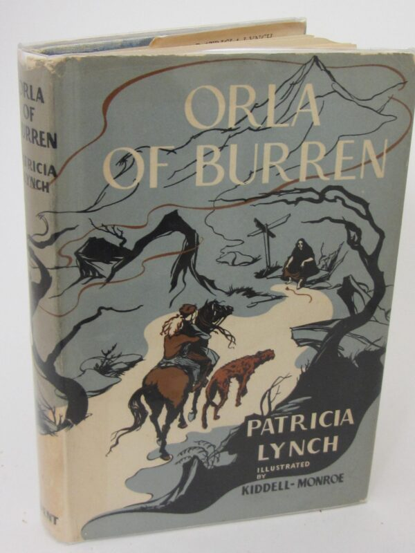 Orla of the Burren.  Illustrated by Kiddell-Monroe (1954) by Patricia lynch