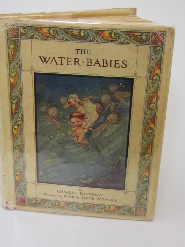 The Water-Babies. Pictured by Mabel Lucie Attwell (1917) by Charles Kingsley