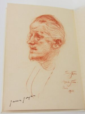 Collected Poems. One of 50 Signed Copies (1936) by James Joyce