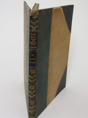 The Ballad of Reading Gaol. Roycrofters Edition (1905) by Oscar Wilde