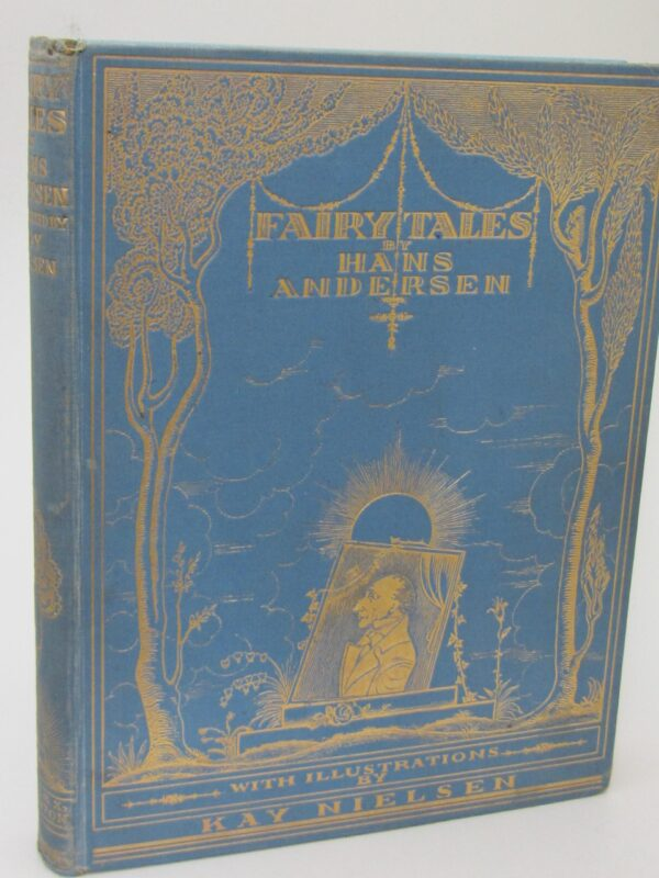 Fairy Tales.  Illustrations by Kay Nielsen. first Edition (1924) by Hans Andersen