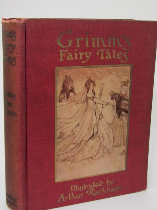 Fairy Tales. Illustrated by Arthur Rackham (1916) by Brothers Grimm