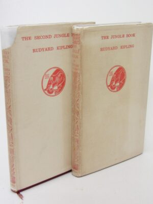 The Jungle Book & The Second Jungle Book (1924) by Rudyard Kipling