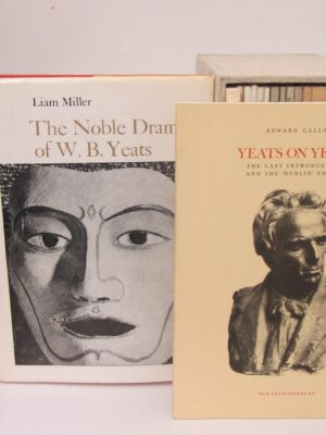 New Yeats Papers Numbers 1-20 (1971-1981) by Liam Miller (Editor)
