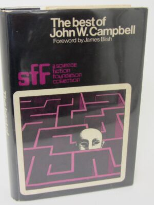 The Best of John W. Campbell (1973) by John W. Campbell