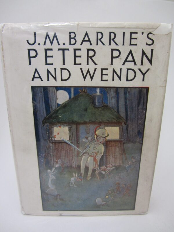 Peter Pan and Wendy.  Retold by May Byron (1940) by J.M. Barrie