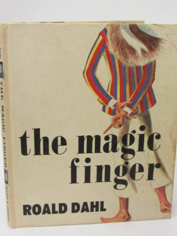 The Magic Finger. First Edition (1968) by Roald Dahl