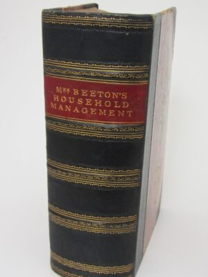 Mrs Beeton's Book of Household Management (1886) by Isabella Beeton