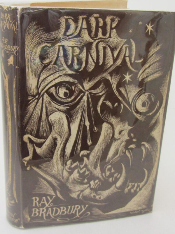 Dark Carnival. First UK Edition (1948) by Ray Bradbury
