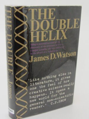 The Double Helix. Signed by the Author (1968) by James Watson