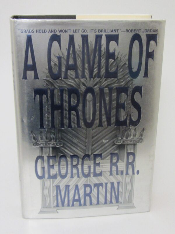 A Game of Thrones. First Edition. Author Signed (1996) by George R.R. Martin