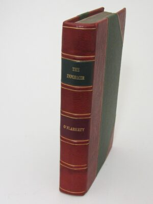 The Informer. First Edition (1925) by Liam O'Flaherty