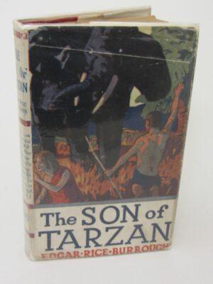 The Son of Tarzan (1921) by Edgar Rice Burroughs