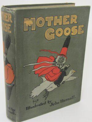 Mother Goose's Nursery Rhymes (1909) by Walter Jerrold