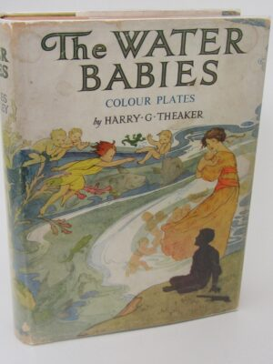 The Water-Babies. Illustrated by Harry G. Theaker (1930) by Charles Kingsley