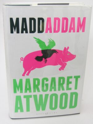 Maddaddam. Author Signed (2013) by Margaret Atwood