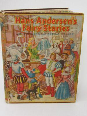Hans Andersen's Fairy Stories. by Hans Christian Andersen