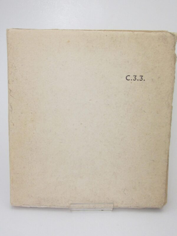 La Ballade De La Geole De Reading. Limited Edition (1980) by Oscar Wilde