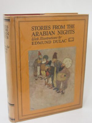Stories From The Arabian Nights. Drawings by Edmund Dulac (1930) by Laurence Housman